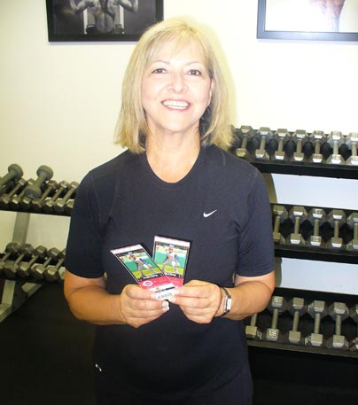 Personal Trainer client of the Month
