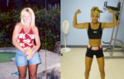 Personal Fitness and Group Training in Northern Kentucky - Debbie