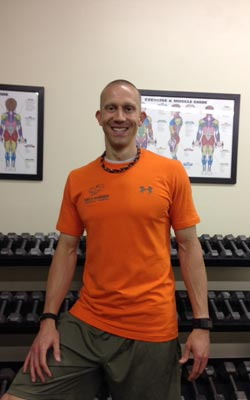 Northern Kentucky Personal Fitness Trainer  - Aaron Geiser